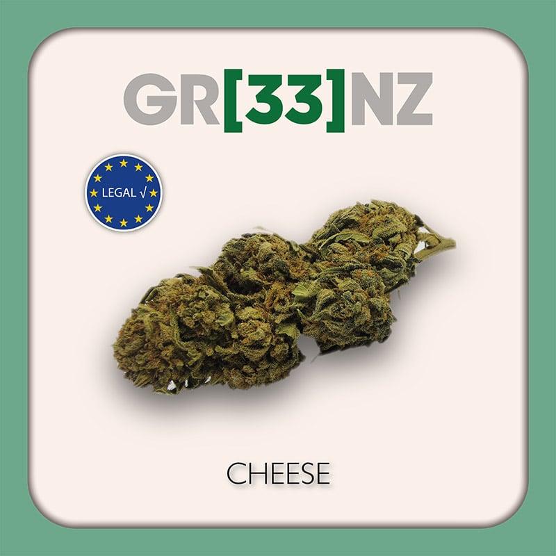 Gr33nz CBD : Cheese