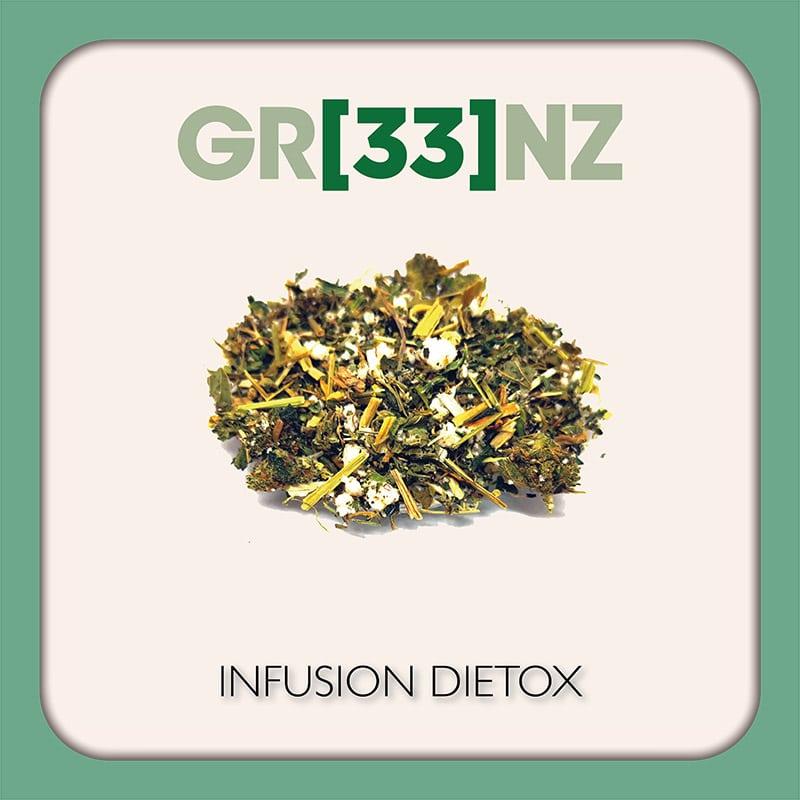 Gr33nz Infusion : Dietox