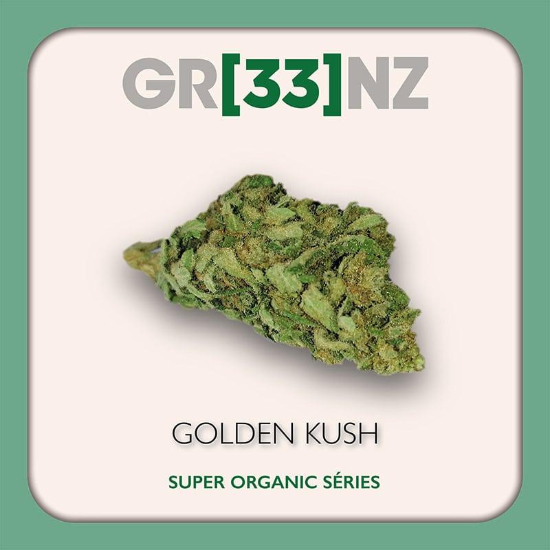 Gr33nz CBD : Golden Kush