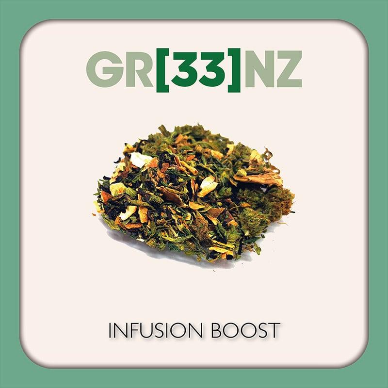 Gr33nz CBD : Infusion Boost