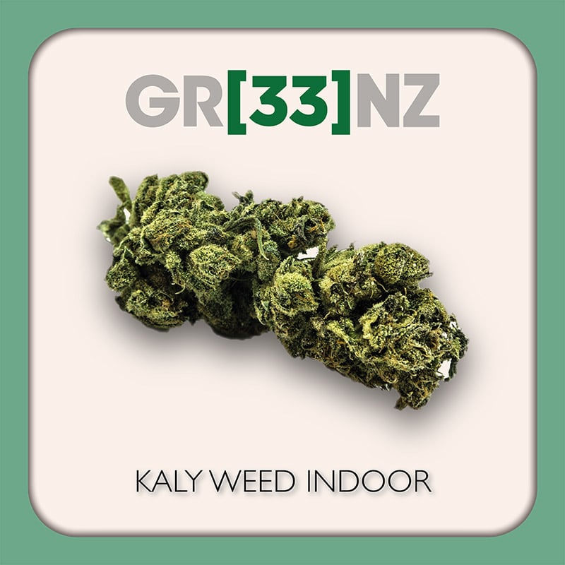 Gr33nz CBD : Kaly Weed