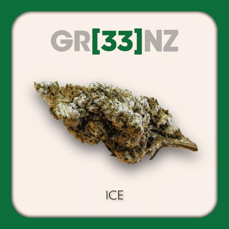 "La ""ICE"" By GR33NZ 55% CBD"